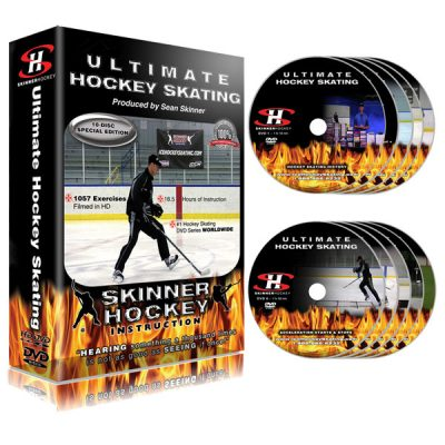 Hockey Skating DVDs